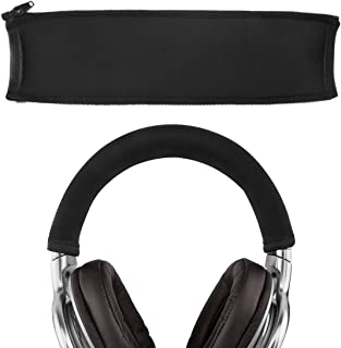 Geekria ヘッドバンド カバー Sony ソニー MDR1A, MDR-1ADAC, MDR-1ABT, MDR-1AM2, MDR-1R, MDR-1RNC, MDR-1RBT, MDR-1RMK2 等 ヘッドホン 用 簡単なインストール