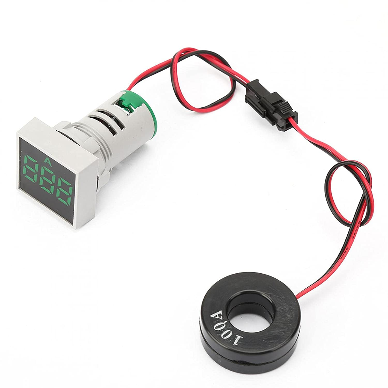 Lightweight Meter LED Indicator Light Res Good Size Impact Small Cheap mail order shopping Max 54% OFF