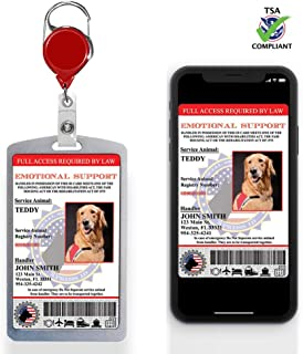 Best animal id card Reviews