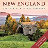 New England 2021 Wall Calendar