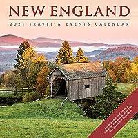 New England 2021 Calendar