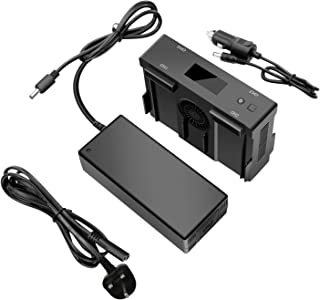 Tineer for Mavic Multifunctional Battery Fast Charger 4 Battery Chargi...