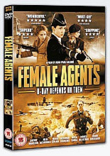 Female Agents [Edizione: Regno Unito] [Reino Unido] [DVD]