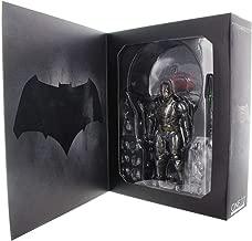 Mezco Toyz ONE:12 COLLECTIVE DC Comics Dawn of Justice Armored Batman 2016 NYCC Con Exclusive 1/12 Scale Figure