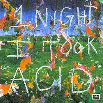 1 Night I Took Acid