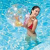 Intex - Balón con Purpurina de 51 cm