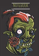 Notebook: Halloween Gift For Adults - Zombie Notebook - scary gits to offer - Lined Halloween Notebook - Cheaper Halloween...