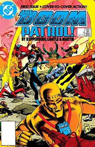 Doom Patrol (1987-1995) #1 (English Edition)