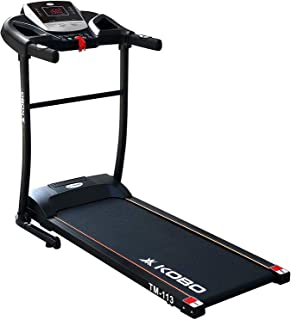 Kobo Fitness 2 H.P Peak Motorized Treadmill and LED Display (New Model)