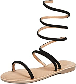 Womens Havana Open Toe Casual Gladiator Sandals