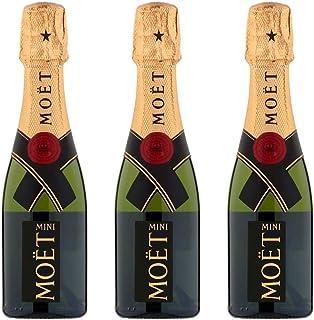 Moët & Chandon Brut Champagne Mini-Moët Bottles 3 x 20cl