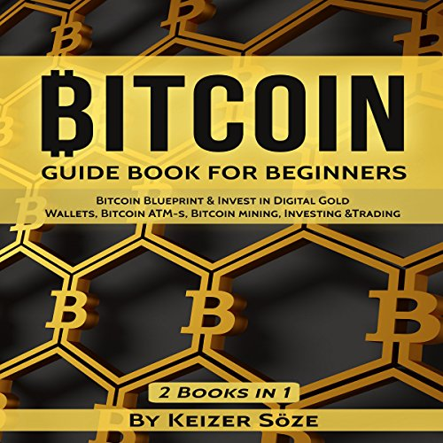 Bitcoin: Guide Book for Beginners audiobook cover art