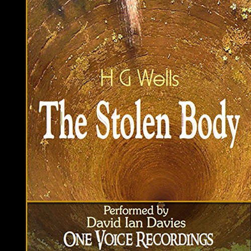 The Stolen Body audiobook cover art