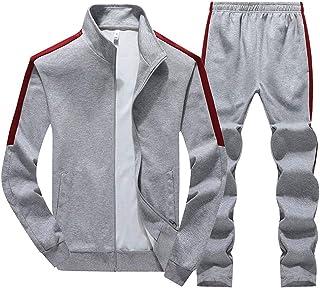 Da Uomo a Cerchio a Righe Manica Corta Pantaloni Lunghi Jersey Di Cotone Pigiama Set-Taglie M-XXL