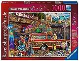 Ravensburger Puzzle, Puzzle 1000 Piezas, Vacaciones Familiares, Puzzles para Adultos, Puzzle Fantasy, Rompecabezas Ravensburger