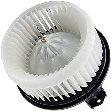 SCITOO ABS Plastic Heater Blower Motor w/Fan HVAC A/C Resistors Blowers Motors fit for 2014-2017 Dodge Journey /2010-2016 Lexus GX460 /2010-2015 Toyota Venza Front