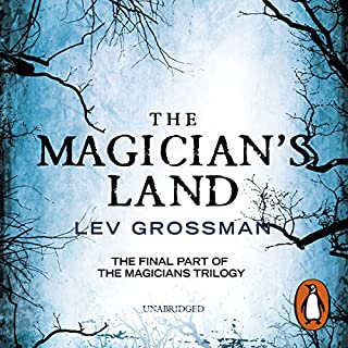 The Magician's Land, Book 3 cover art