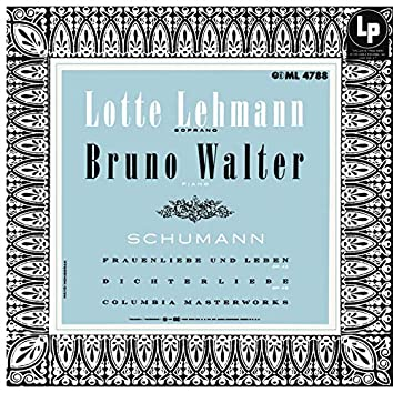 Schumann: Frauenliebe und Leben, Op. 42 & Dichterliebe, Op. 48