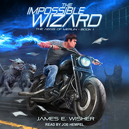 The Impossible Wizard cover art