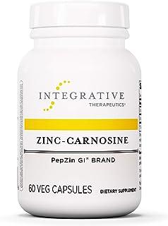 Integrative Therapeutics - Zinc-Carnosine - PepZin GI Brand - Supports Healthy Gastrointestinal Lining & Relieve Gastric D...