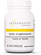 Integrative Therapeutics - Zinc-Carnosine - PepZin GI Brand - Supports Healthy Gastrointestinal Lining & Relieve Gastric D...