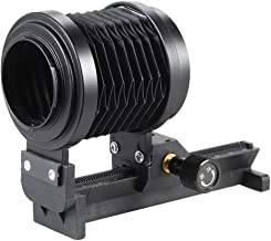 Andoer Macro Extension Bellows Macro Focusing Focus Rail Slider for Nikon F Mount Lens D90 D80 D60 D7100 D7000 D5300 D5200 D5100 D3300 D3100 D3000 Al SLR