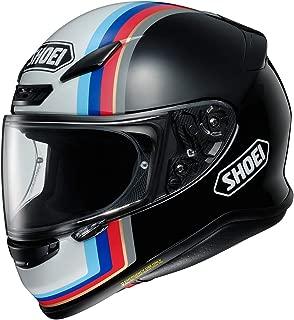 Shoei RF-1200 Helmet - Recounter (Large) (Black/White)