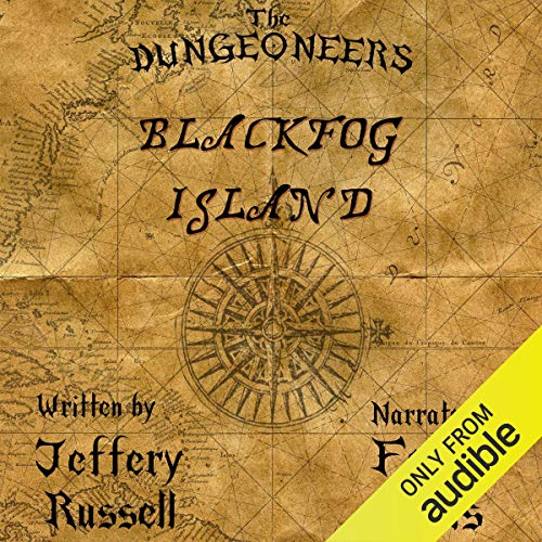 The Dungeoneers: Blackfog Island cover art