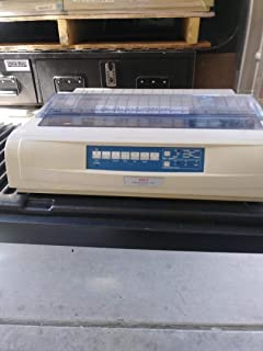 Oki MICROLINE 491 Dot Matrix Printer (62419001)