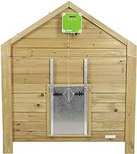 Kerbl Zelfvergrendeling voor automatische kippendeur