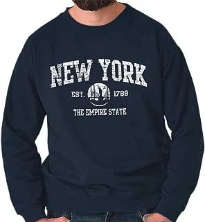 Vintage New York Statue of Liberty Souvenir Crewneck Sweatshirt