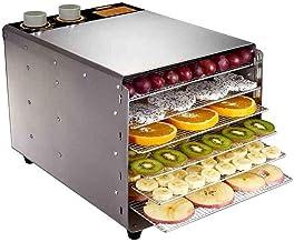 MissZZ Déshydrateur Alimentaire Machine Commerciale de déshydrateur Alimentaire Séchoir électrique en Acier Inoxydable pou...