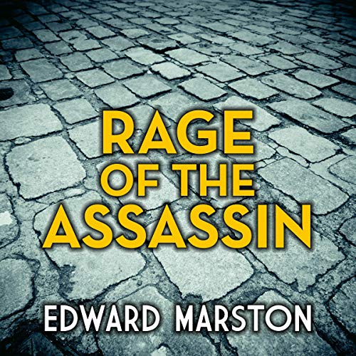 Rage of the Assassin cover art
