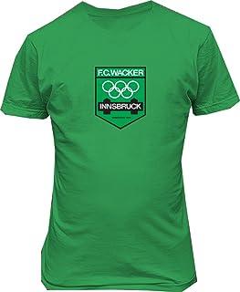 FC Wacker Innsbruck Austria Soccer football t shirt 2