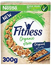 Nestle Fitness Organic Breakfast Cereals made with Whole Grain 300g