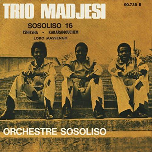 Trio Madjesi