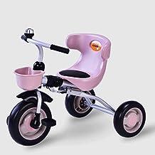 Mopoq Children's Three-wheeled Bicycle 1~5 Years Old Baby Infant Child Light Free Installation Folding Bike Boy Girl Maxim...