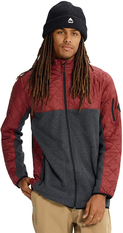 Jacket Men Burton Pierce Fleece Jacket