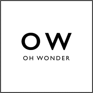 Oh Wonder Solid White Color