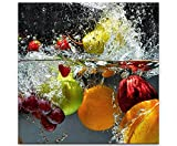 Paul Sinus Art Leinwandbilder | Bilder Leinwand 60x60cm