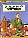 BLAKE Y MORTIMER 14. LA MAQUINACIÓN VORONOV (BLAKE & MORTIMER)