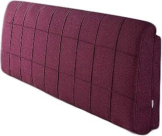 Coussins de lecture Tesillons de lit oreillers arrière Support Coussin Lecture oreillers Tête de lit Soft Pack Tissu Tissu...