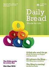 Daily Bread: October–December 2019