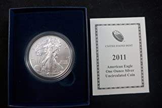 Best 2011 burnished silver eagle Reviews