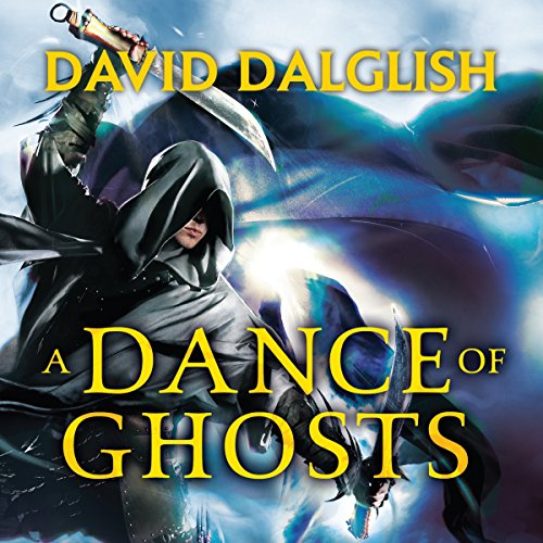 A Dance of Ghosts cover art