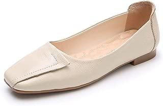 VenusCelia Women's Plain Dance Flat Shoe
