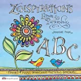 Zenspirations: Letters & Patterning (English Edition)