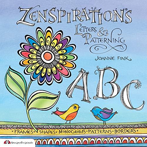 Zenspirations: Letters & Patterning (English Edition)