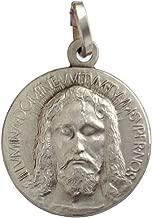 I G J The Holy Face Shroud of Jesus Christ Medal - Real Italian Masterpiece