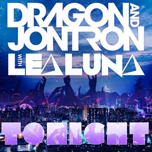 Dragon and Jontron, Jontron & Lea Luna